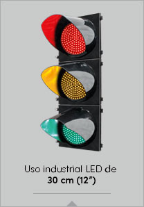 "Uso industrial LED de 30 cm (12"")"